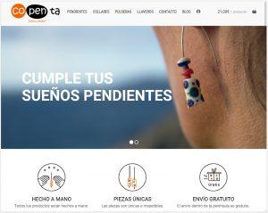 Bisuteria Artesanal Étnica - Copenta Tienda Online